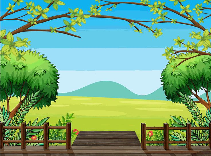 best kartun images. Background clipart nature