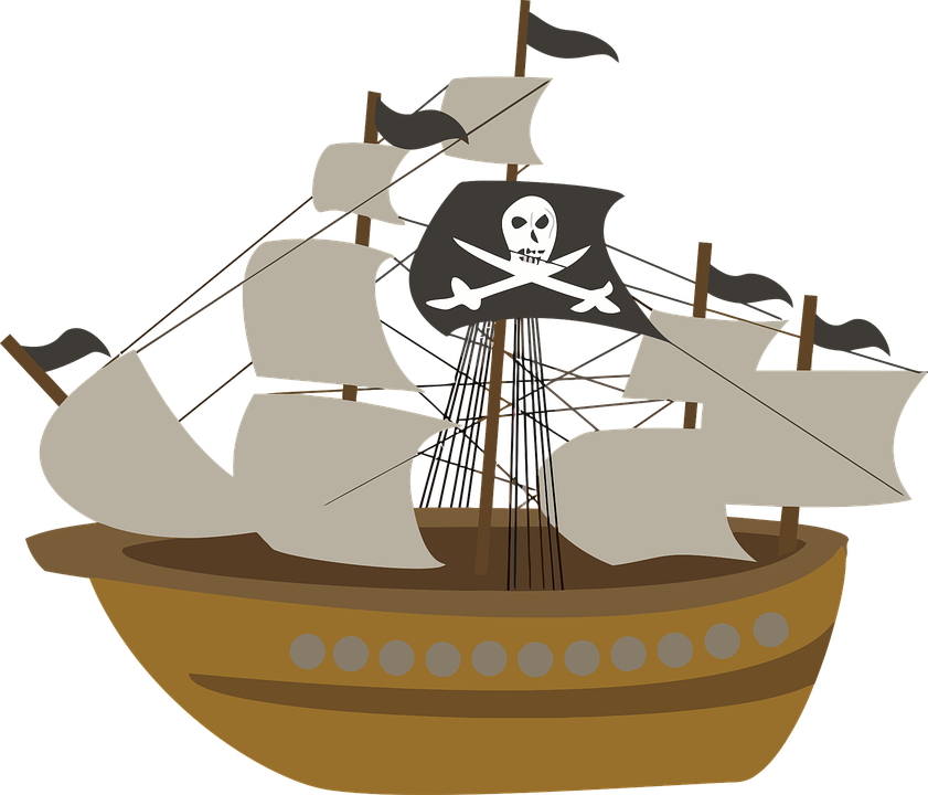 Background clipart pirate ship. Transparent check all