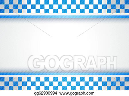 Background clipart police. Vector art eps gg