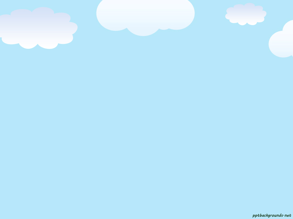 Free background templates incep. Clouds clipart powerpoint