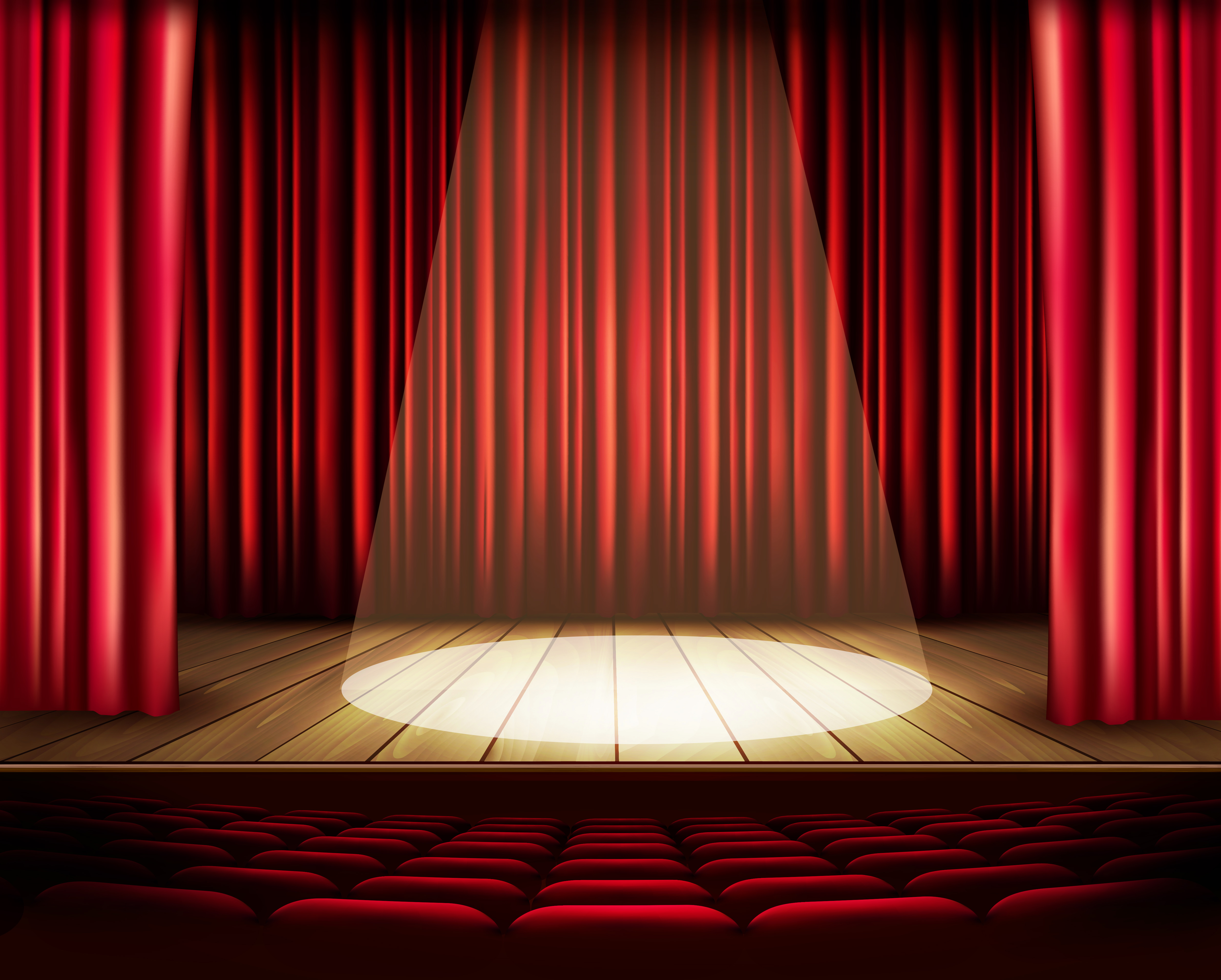 Background clipart stage. Theater gallery yopriceville high