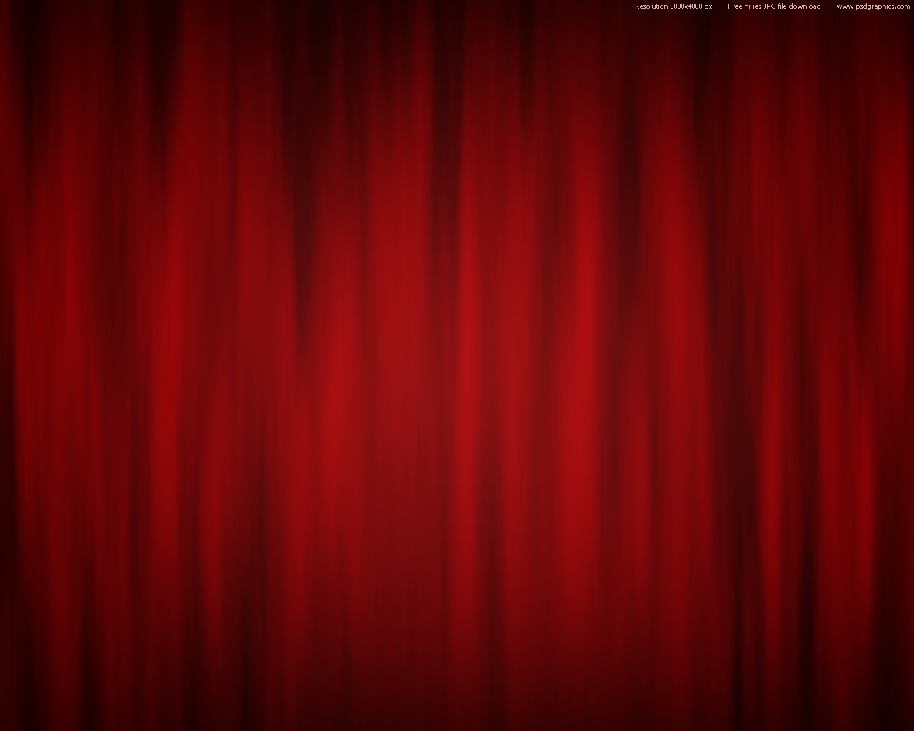 Red westfetch redstage. Background clipart stage