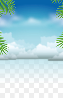 Swimming png and psd. Background clipart summer