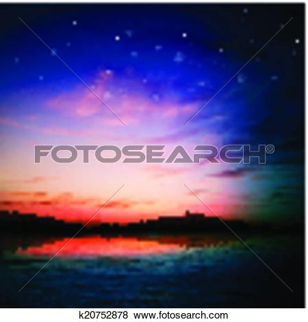 Background clipart sunrise. Nature hills free pnglogocoloring