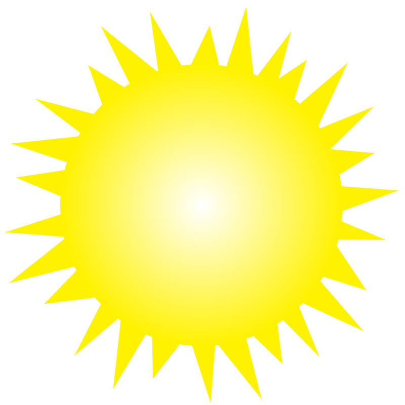 Free sun cliparts download. Background clipart sunrise