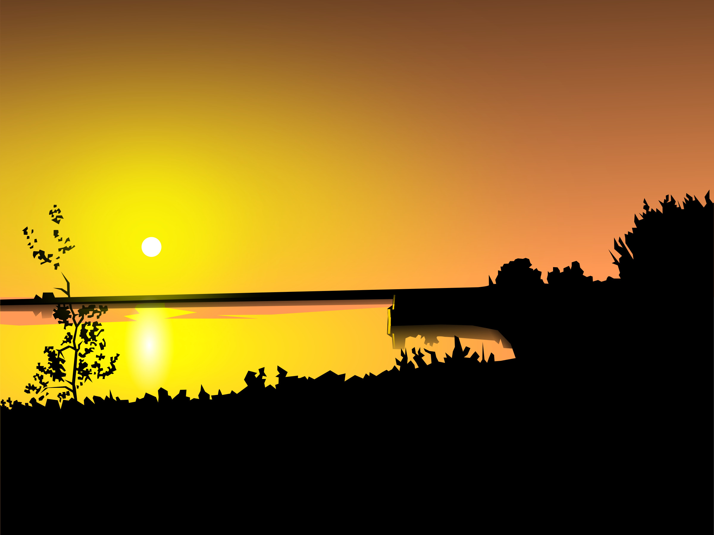 Background clipart sunset. Pictures images x free