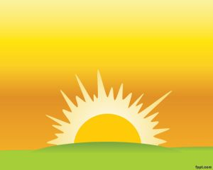 Background . Sunset clipart