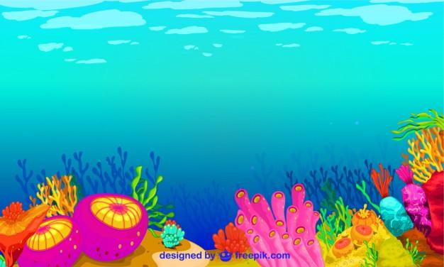 Station . Background clipart underwater