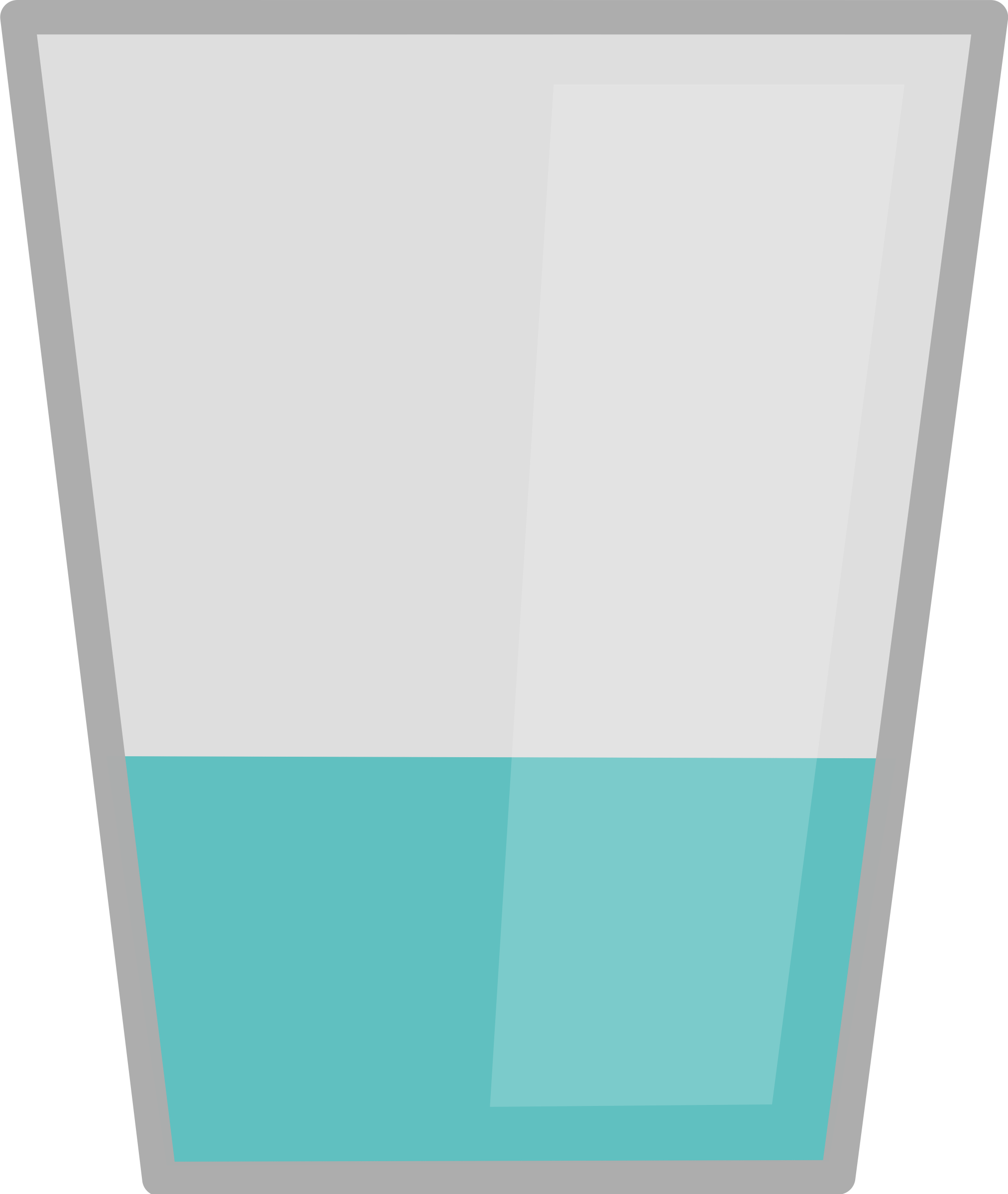Background clipart water. Glass of with transparent