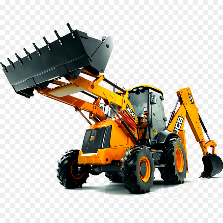 Backhoe clipart backhoe case. Jcb heavy machinery loader