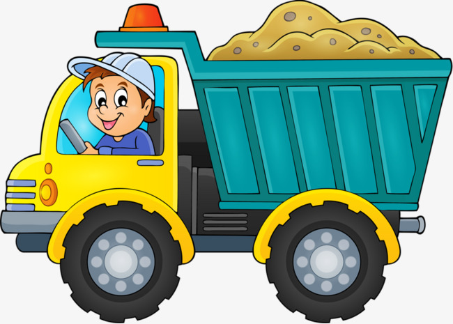 Fun png image and. Backhoe clipart car