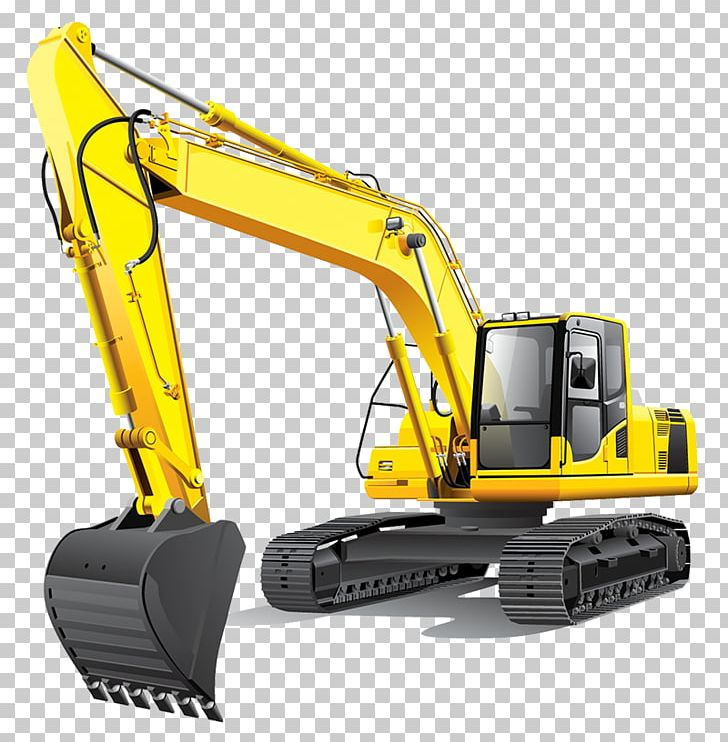 Caterpillar inc excavator heavy. Backhoe clipart construction machinery