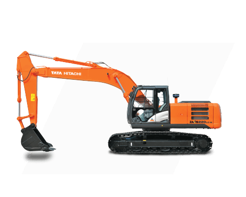Excavator mining excavators from. Backhoe clipart construction project