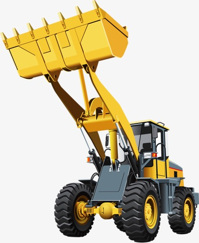 Backhoe clipart construction project. Backhoes site vehicle png