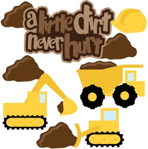 Backhoe clipart construction project.  best clip art