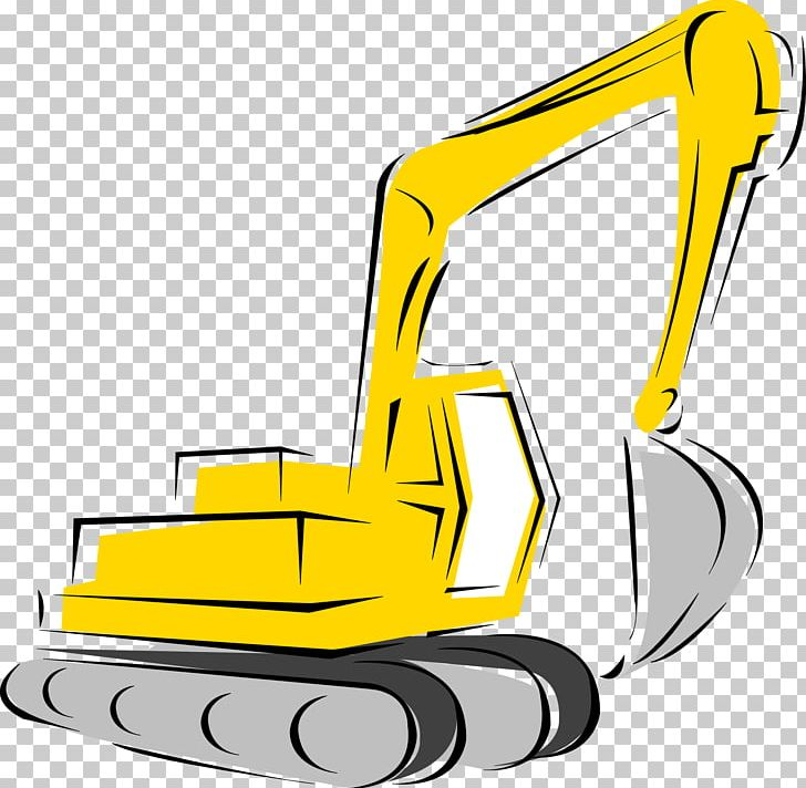 Backhoe clipart engineer equipment. Loader heavy png architectural