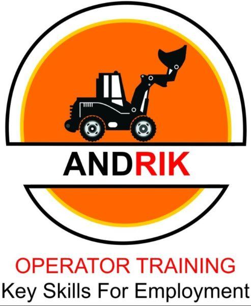 Excavator training school in. Backhoe clipart equipment operator