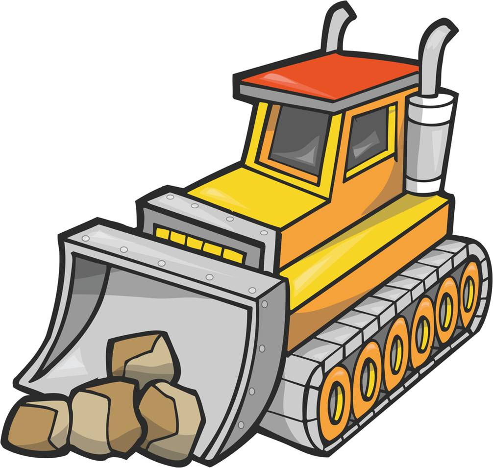 Employment opportunity truck driver. Backhoe clipart equipment operator