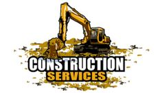 Freelance company looking for. Backhoe clipart excavation