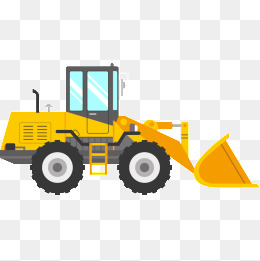 Png vectors psd and. Backhoe clipart excavation
