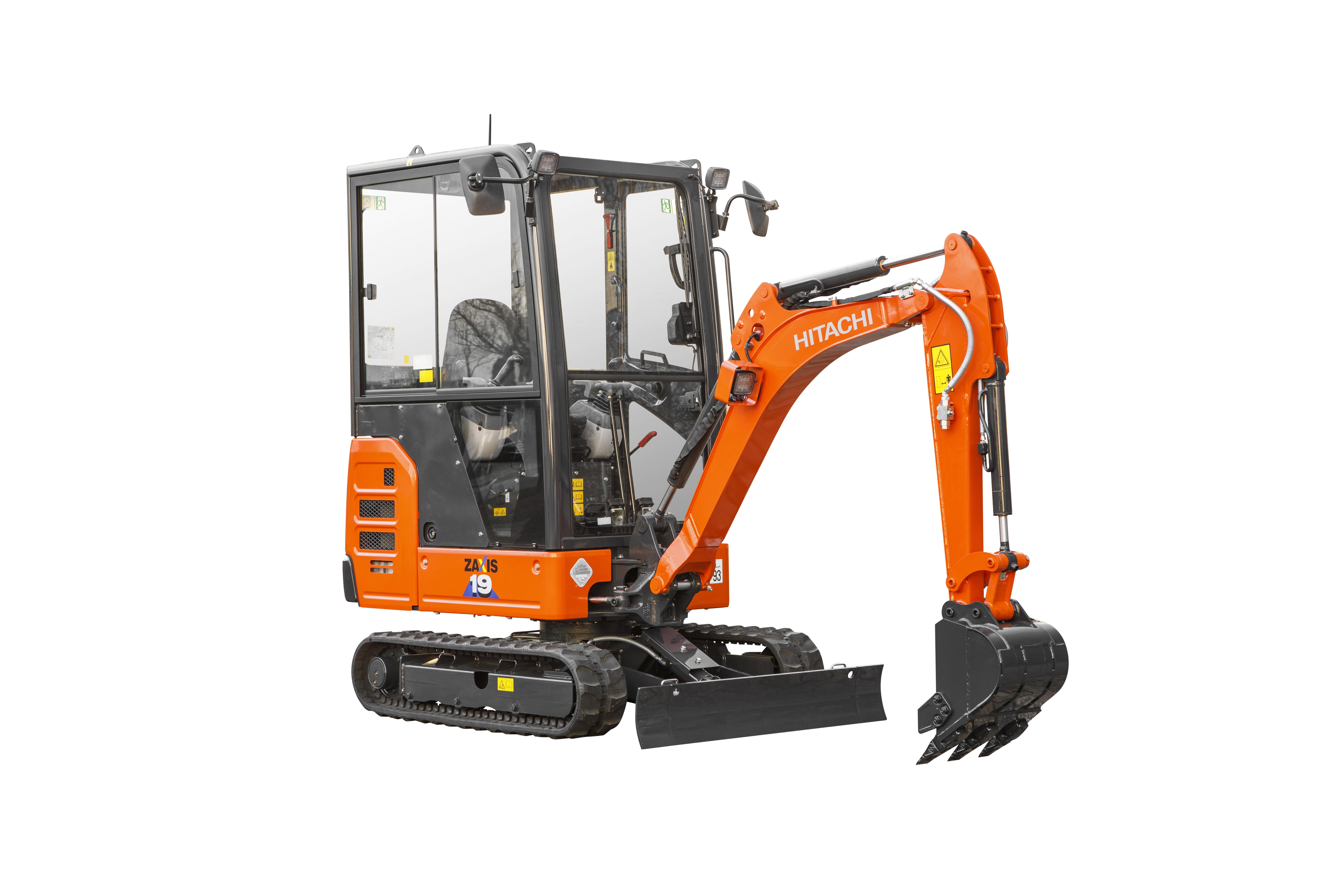 Zx hitachi construction machinery. Backhoe clipart excavator arm