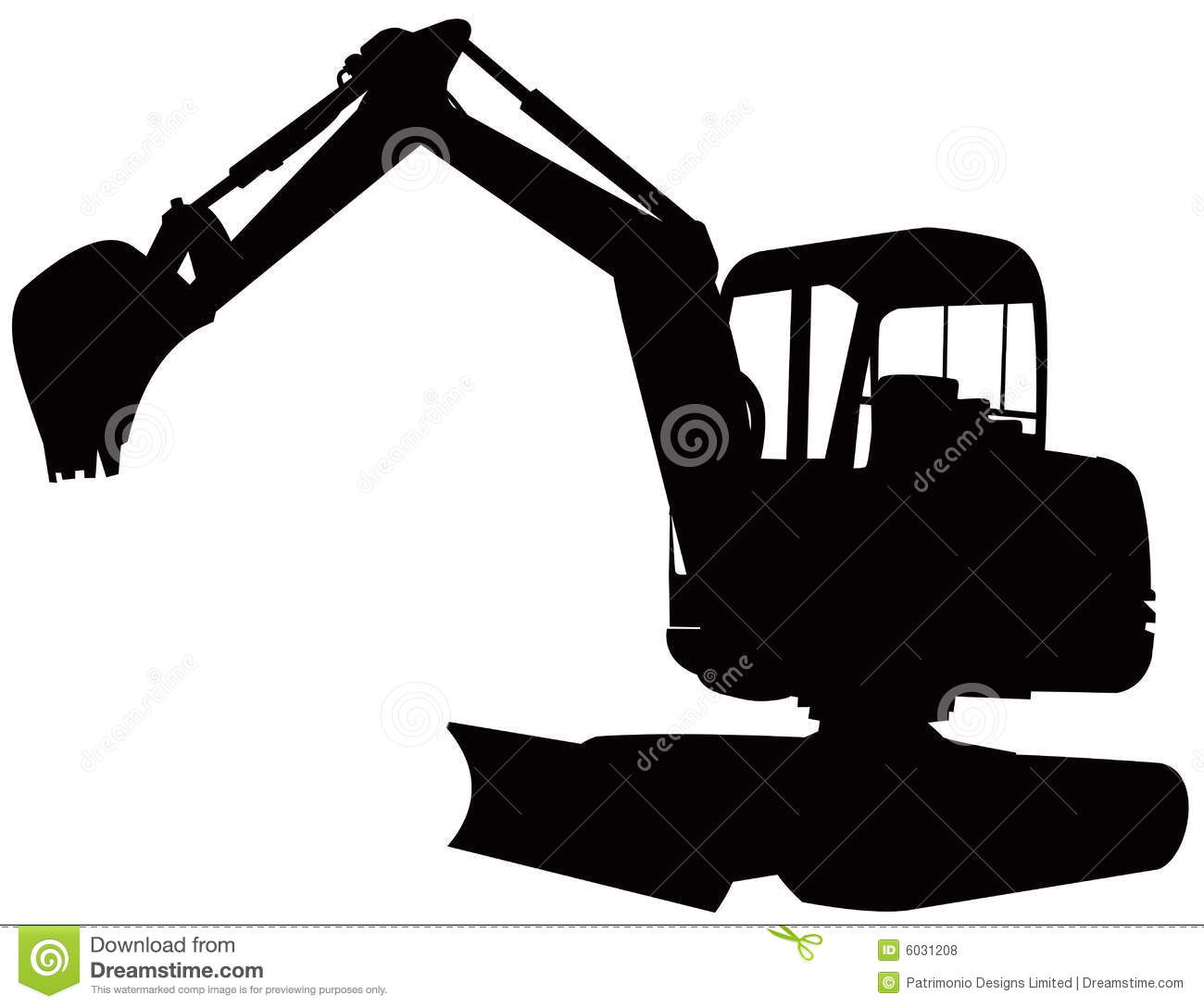 Excavator clipart construction project. Free download best on