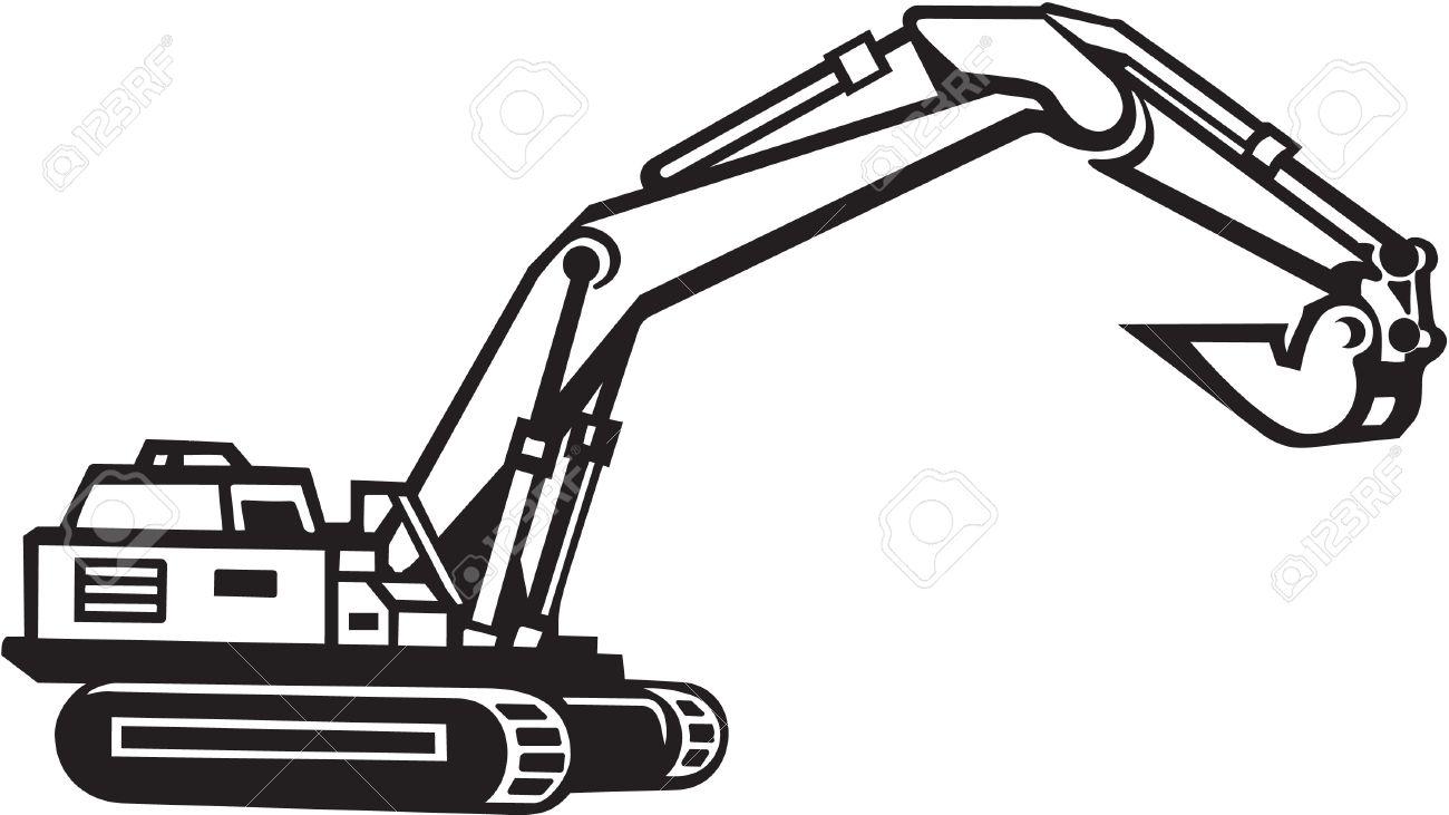 Fresh backhoe design digital. Excavator clipart excavator bucket
