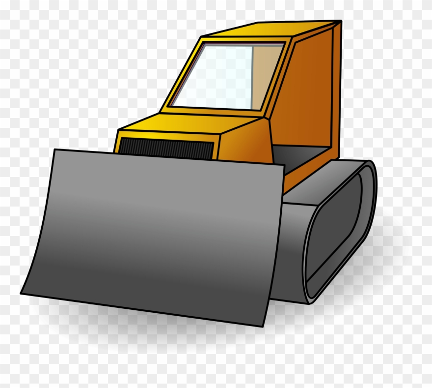 Backhoe clipart gambar. Image black and white