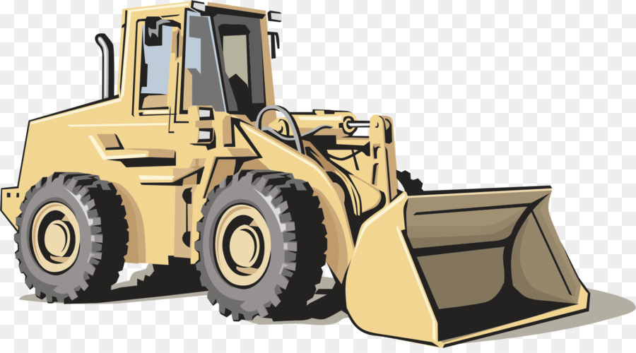 Architectural engineering excavator clip. Backhoe clipart heavy equipment