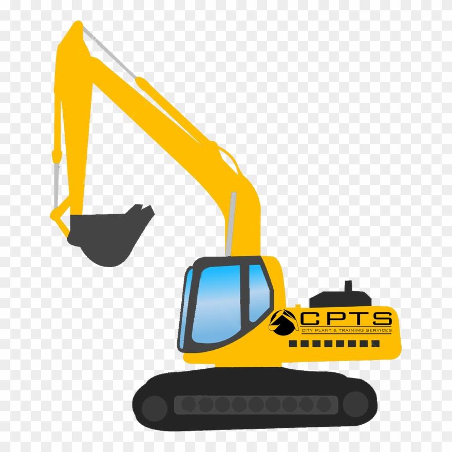 Backhoe clipart logo. Excavator png download
