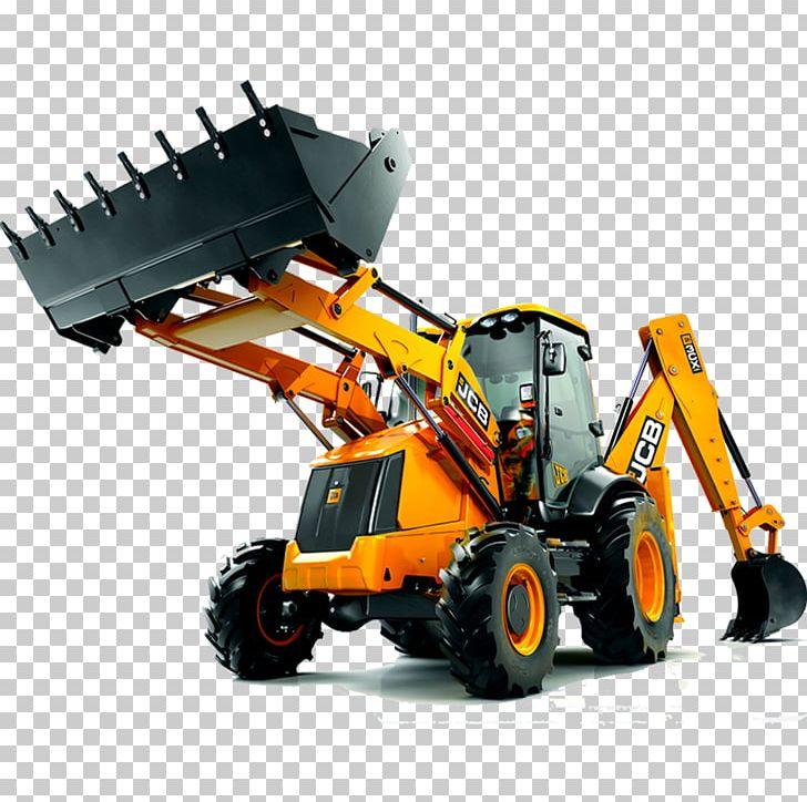 Backhoe clipart machine jcb. Heavy machinery loader png