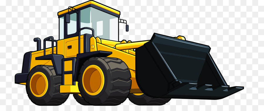 Backhoe clipart plant machinery. Loader heavy equipment excavator