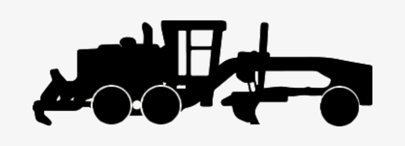 Backhoe clipart tlb. Image black and white