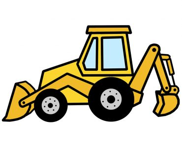 Backhoe clipart transparent. Awesome teacher gallery digital