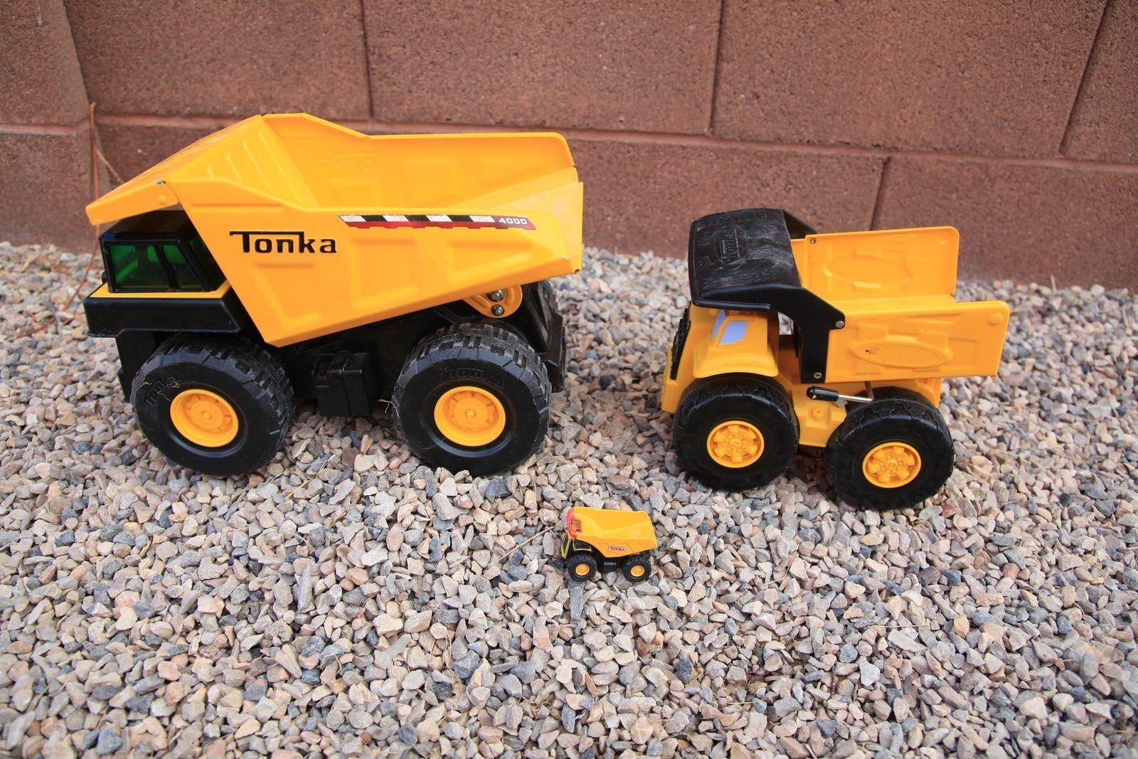 Backhoe clipart truck tonka. Big metal toy dump