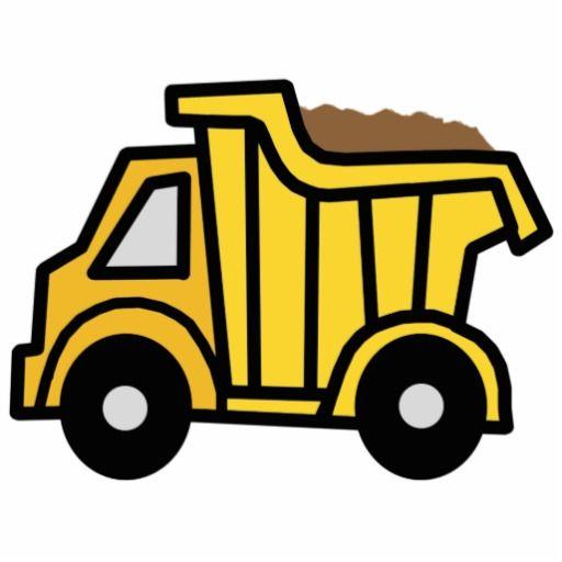 Backhoe clipart truck tonka. Cartoon clip art with