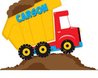 Dump free download best. Backhoe clipart truck tonka