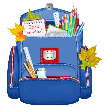 Backpack clipart back to school. Tips apex orthopedic rehabilitation