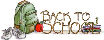 Backpack clipart back to school. Images clip art jpg