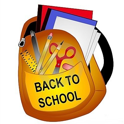 Clip art church of. Backpack clipart back to school