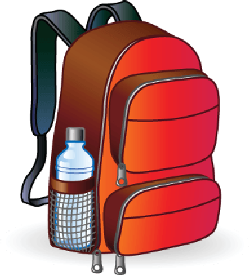 Backpack clipart backback. School free images wikiclipart