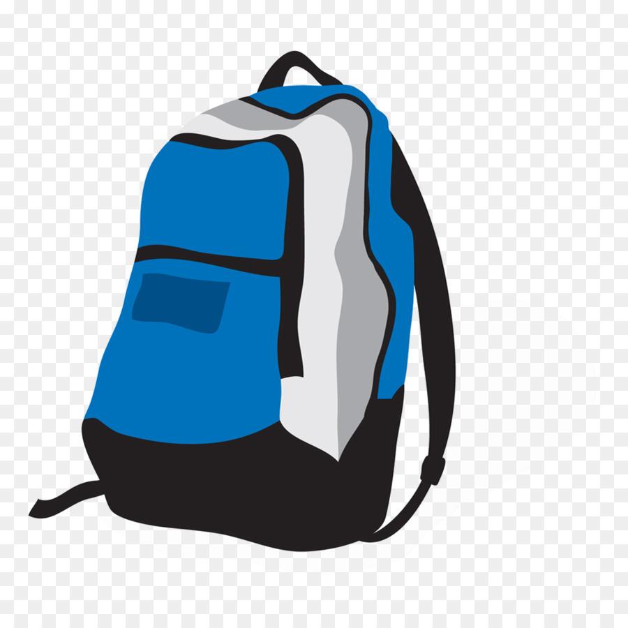Cartoon transparent clip art. Clipart backpack clear background