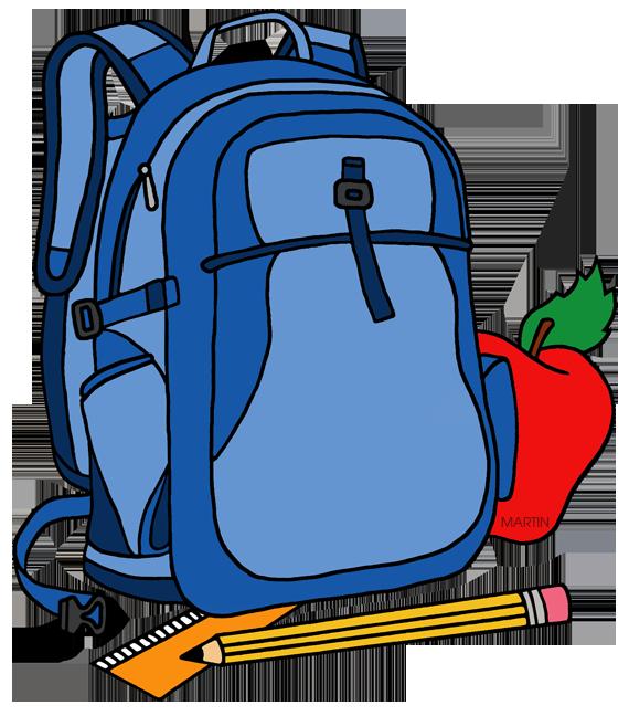Travel clip art png. Backpack clipart blue backpack