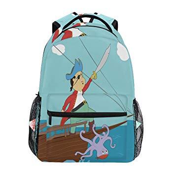 Amazon com women man. Bookbag clipart backpack