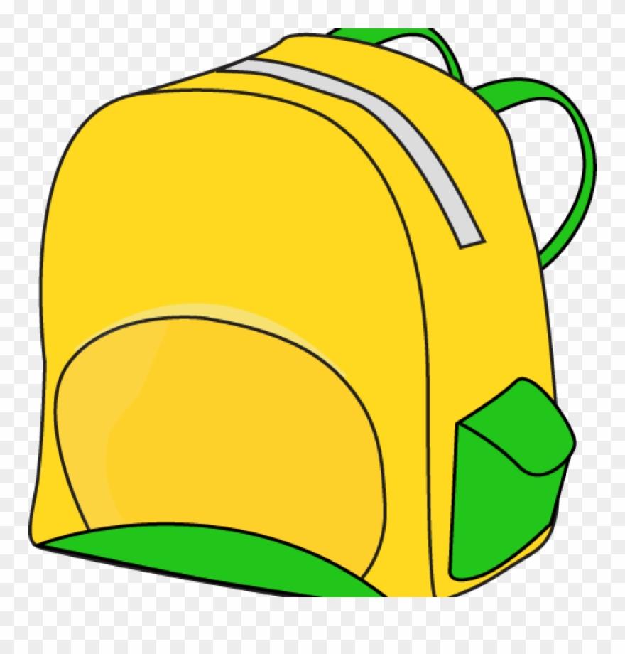 Backpack clipart bookbag. Back pack school panda