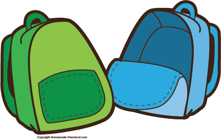 Free camping . Backpack clipart border