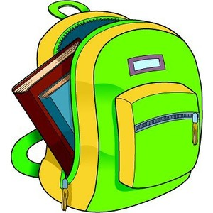 collection of on. Backpack clipart classroom