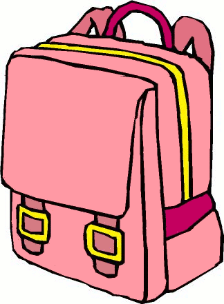 Backpack clipart classroom. School panda free images