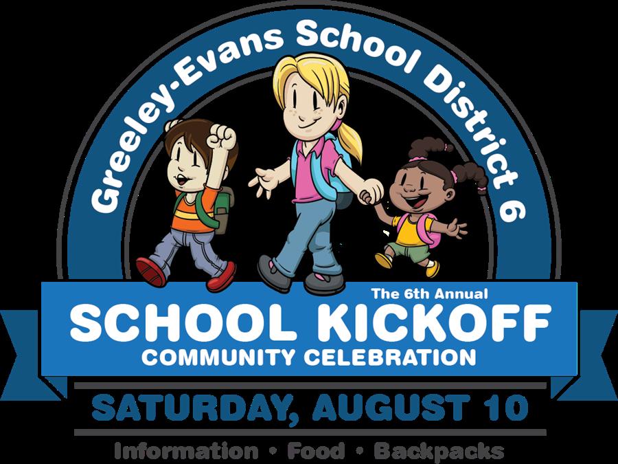 Backpack clipart elementary education. School kickoff community celebration