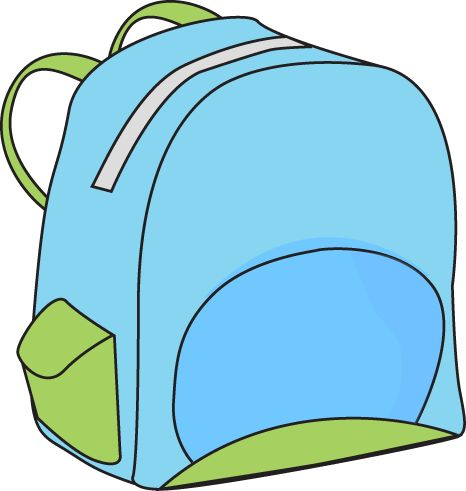 School free download best. Backpack clipart folder